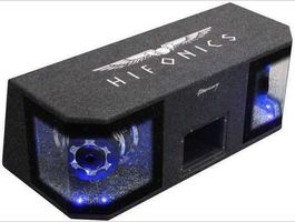 Hifonics MR8DUAL Subwoofer