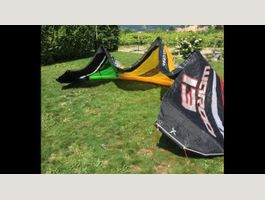 Best Waroo Kite 13 m2, limited Edition.