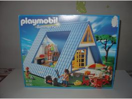 PLAYMOBIL SUMMER FUN  MAISON DE VACANCES