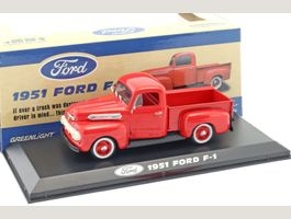 Ford F-1 Pick Up 1951-1952 rot