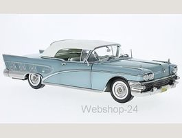 Buick Limited Convertible, 1958