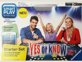 Ravensburger Starterset Yes or kNOw