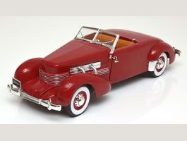 Cord 812 Convertible Road & Track 1937