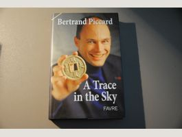 ★Bertrand Piccard★ ★★A Trace in the Sky★
