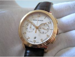 Boucheron Paname Chronograph 43 mm