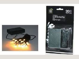 Lichterkette 20LED batteriebetr NEU!