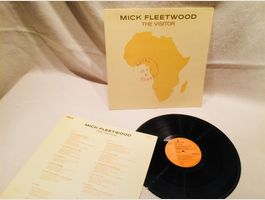 LP, MICK FLEETWOOD, The Visitor,nearMint