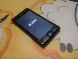 Android Smartphone:Sony Xperia M C1905