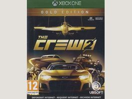 The Crew 2: Gold Edition (Game - X-Box O