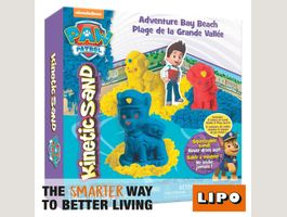 Spinmaster Kinetic Sand PAW PATROL