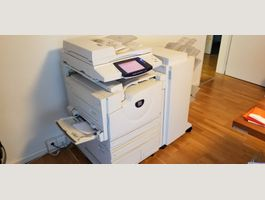 Xerox WorkCentre 7328 ink. Prof Finisher