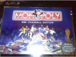 "Monopoly ""WM-Fussball Edition"""