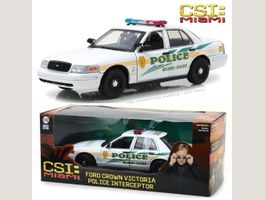 FORD CROWN VICTORIA 2003 1:18 GREENLIGHT