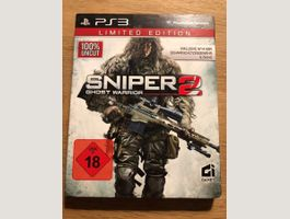 Sniper 2 Limited Edition für Sony PS3