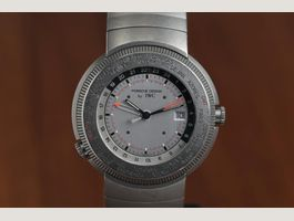 IWC Porsche Design World Timer Alarm