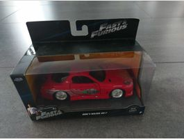 Fast and Furious Mazda RX-7 1/32