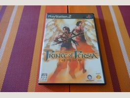 Prince of Persia: The Sands of Time: Jap