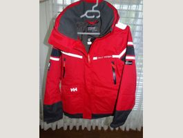 Helly Hansen Outdoorjacke rot/weiss/schw