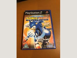 [PS2] Sonic Gems Collection