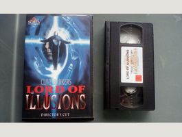 Lord of Illusions (VHS / Director's Cut)