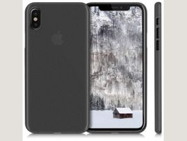 Slim Case iPhone XS 10S Hülle Cover Etui
