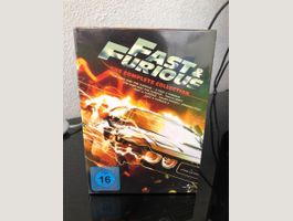 The Fast and the furious DVD 1-5