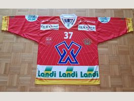Maillot HC BIENNE 2011-12, N°27 Beaudoin