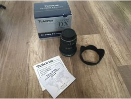 Tokina 12-24mm F4.0 AT-X Pro DX