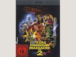 Texas Chainsaw Massacre 2, The (BLU-RAY)