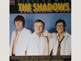Dance On With The Shadows (LP, Comp)
