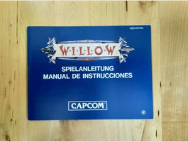 Willow Spielanleitung NES