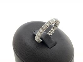 Memoire Ring 1.73ct. mit 22 Diamanten