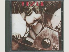 TESLA The Great Radio Controversy (CD)