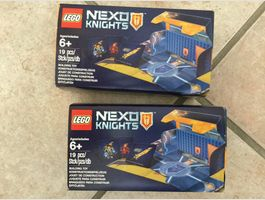 2 Nexo Knight Sets Neu