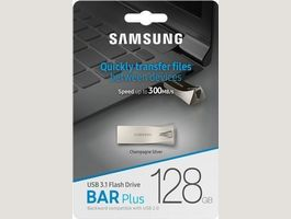 Samsung BARPlus 128GB USBStick 3.1 300mb