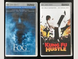 The Fog & Kung Fu Hustle UMD PSP Video