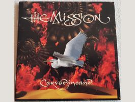The Mission - Carved In Sand - CD - 1990