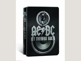 AC/DC - Let there be Rock (Metallbox)