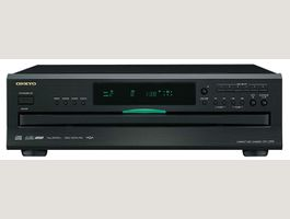 Onkyo DX-C390 schwarz CD-Player