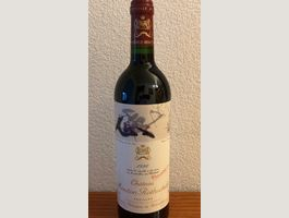 PERFECT 1 X 75 CL MOUTON ROTHSCHILD 1996