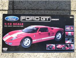 Ford GT Concept 1/12