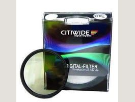 CPL Circular Polar Filter 58mm NEU