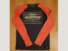 troy lee steve mcqueenlongshirt L