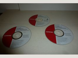 Compaq Quick Restore Systems Recovery CD