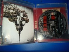 PS3++THE WVIL WITHIN++DE