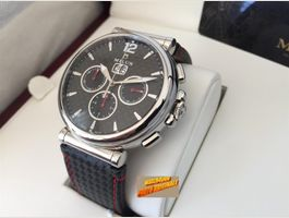 MILUS CHRONO AUTOMATIC SWISS MADE NEW !!