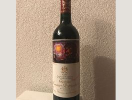PERFECT 1X75 CL MOUTON ROTHSCHILD 1998