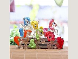 Figurines My Little Pony lot 6 pièces