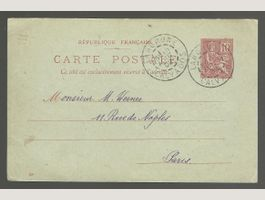 1882 Calvados - Paris   (28
