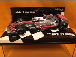 1/43 Vodafone McLaren Mercedes MP4-23